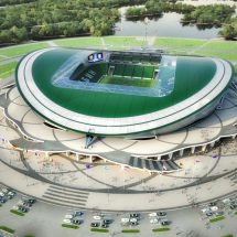 Футбольный стадион Казань Арена